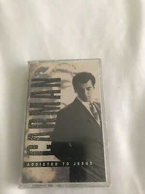 Carman-Addicted To Jesus-Sealed New Cassette-CCM
