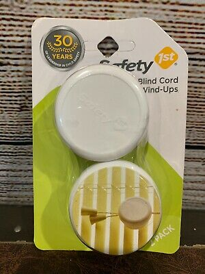 Safety 1st Blind Cord Wind Ups 2 Pack NEW