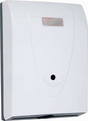 Large ABS Plastic single fold paper Towel Dispenser