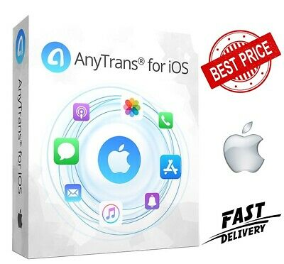 AnyTrans iOS v8.6 🔥 FULL PRE-ACTIVATED 🔥 Fast Delivery⚡ Mac