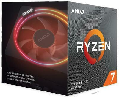 AMD Ryzen 7 3700X Processor with Wraith Prism Cooler with RGB LED - FAST & FREE