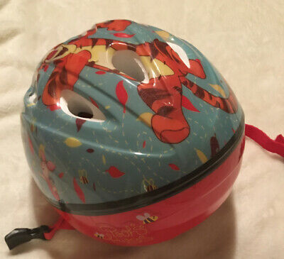 Disney Winnie the Pooh Toddler Bicycle Helmet Ages 1+ Great Condition Bike