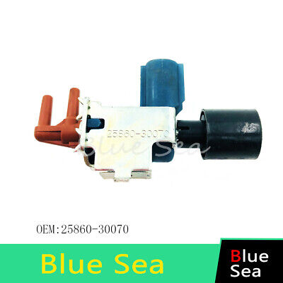 New Genuine/ Oem 25860-30070 Canister Purge Vent Solenoid 25860-30070