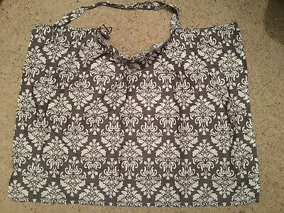 Udder Covers Cotton Breastfeeding Nursing Cover, Grace