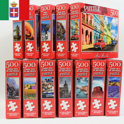 Jigsaw puzzle 500 pieces world famous painting adult children toys home decorate