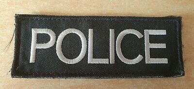 EX  AVON & SOMERSET CONSTABULARY POLICE VELCRO PATCH BADGE,FILM PROP,THEATRE,sml