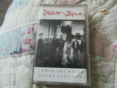 deacon blue cassette