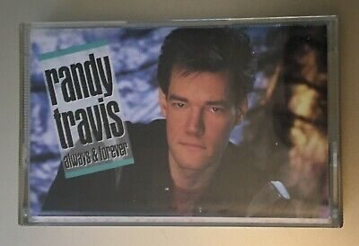 Randy Travis - Always & Forver MC / Cassette Warner Bros Recs