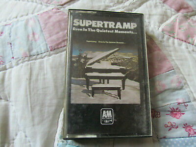 supertramp cassette