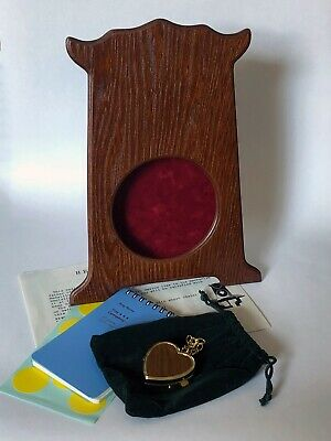 """MIKAME CRAFT """"HEART OF GOLD"""" (HANDMADE ITEM) / Collectible & Vintage Magic Trick"""