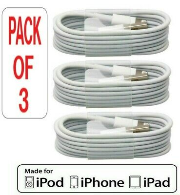 For iPhone Data Cable USB Charger Lighting Sync Charging