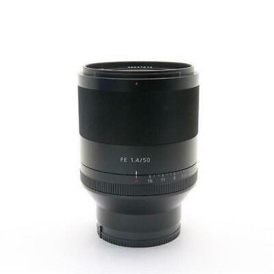 [Top Mint] SONY Planar T FE 50mm F1.4 ZA SEL50F14Z Lens #9277