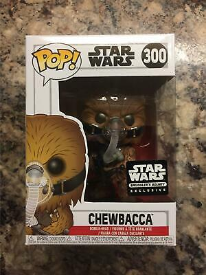 Funko POP! Star Wars Smuggler's Bounty Exclusive #300 Chewbacca