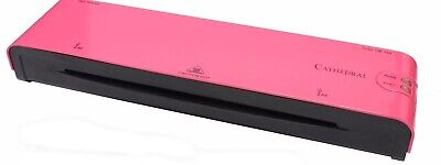 A4 Laminator Pink Cathedral