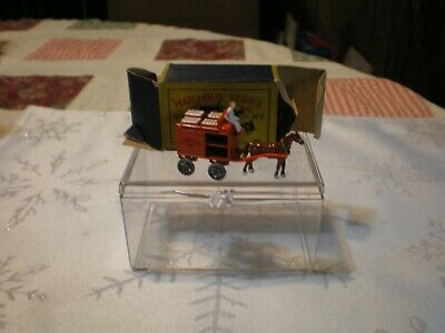 Matchbox #7 Milk Float