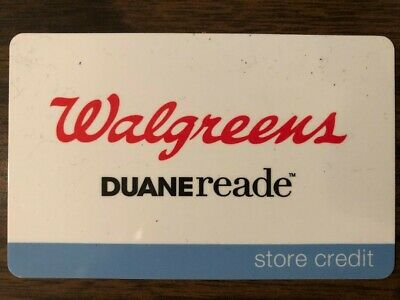 Walgreen's Gift Card $42.93 Value. Free Shipping!
