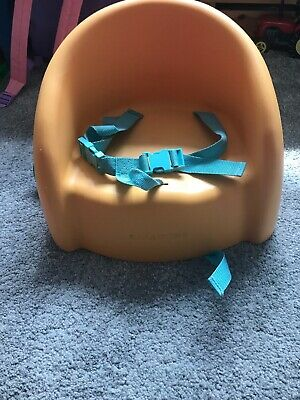 Mothercare CHILD'S Feeding BOOSTER SEAT 4 Table Travel Highchair Childminder 5