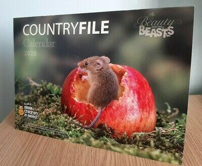 Brand New Country File Calendar 2020 In Aid Of Children In Need
