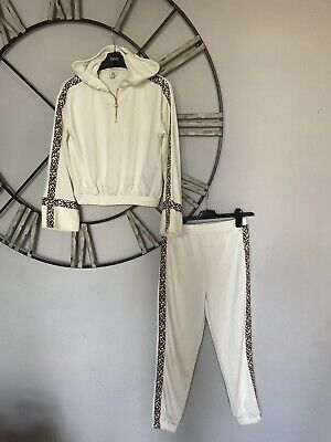River Island Girls Lounge Tracksuit Age 11-12 Years