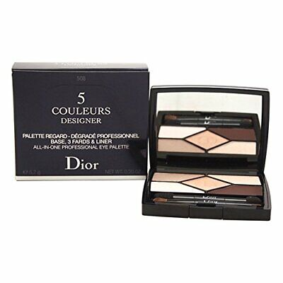 Dior Ombretto, 5 Couleurs Designer, 5.7 gr, 508-Nude Pink