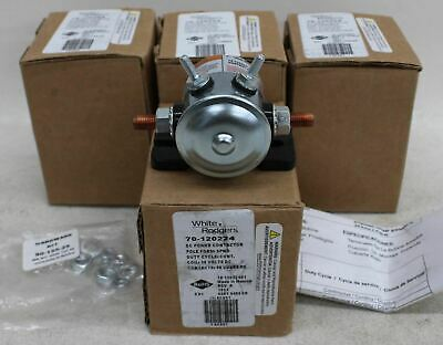 WHITE-RODGERS 70-120224S1 Continuous DC Power Solenoid 36V 50 Amp BNIB 4x