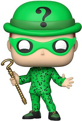 Funko Pop! Heroes: Batman Forever- Riddler Vinyl Figure
