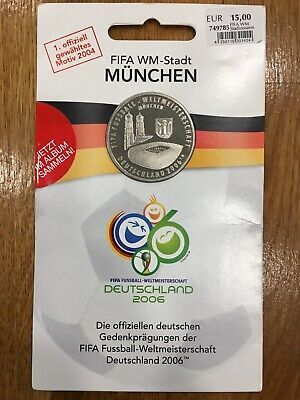2006 Fifa World Cup Coin
