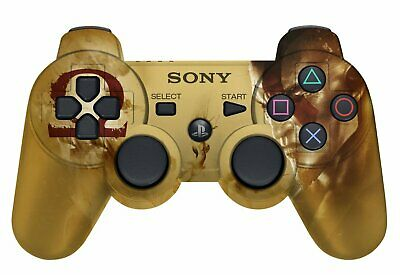 Original Sony Playstation 3 PS3 Dualshock 3 Wireless Controller God of War