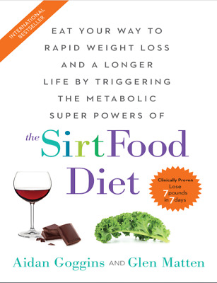 The Sirtfood Diet : the revolutionary plan for health and weight loss (P.D.F)