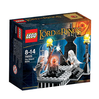 LEGO® 79005 Lord of the Rings Duell der Zauberer Neu & OVP