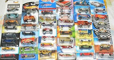 "Hot Wheels Special Cars Cards Selection Error ""MOC"""