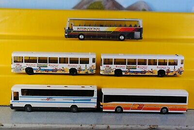 herpa Wiking 1:87 Autos Busse 5-tlg.