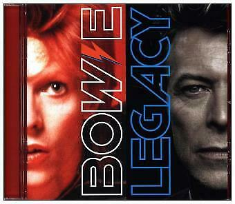 David Bowie - Legacy (The Very Best Of David Bowie) CD Parlophone NEW