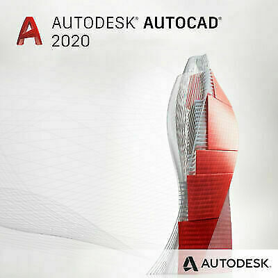 Autodesk AutoCad 2020- 2019 -2018LIFETIME ACTIVATION & INSTANT win & mac