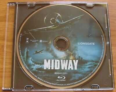 Midway (Blu-ray Disc ONLY, 2019)