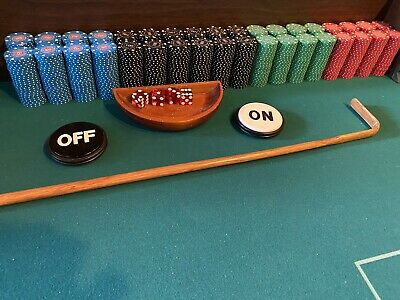 Craps Table 8 Foot Casino Quality Table