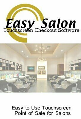 Salon Point of Sale Checkout Software Multiuser Edition ; Inventory Management
