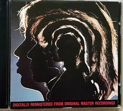 "THE ROLLING STONES ""HOT ROCKS 1964-71"" THE BEST OF (2 x CD)"