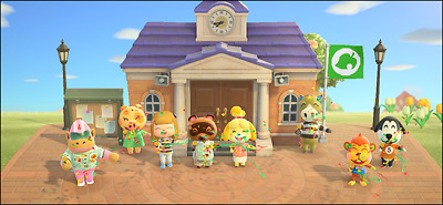 ✨ Animal Crossing New Horizons Villagers ✨ + Bonus! ✨ (NOT HACKED VILLAGERS)