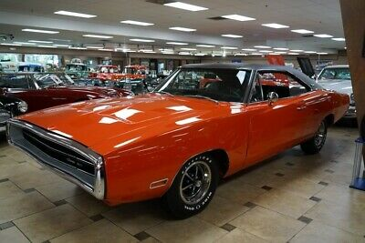 1970 Dodge Charger 500 1970 Dodge Charger 500 Hemi Orange  383C.I. Heavy Duty 4-Speed Manual