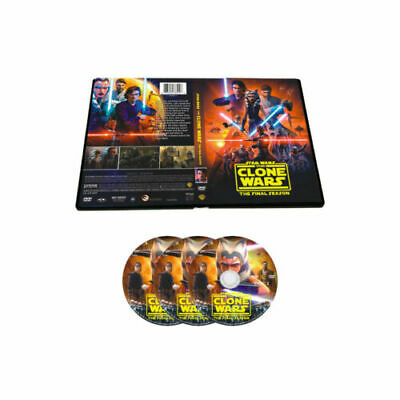 Star Wars: The Clone Wars Season 7  3DVD