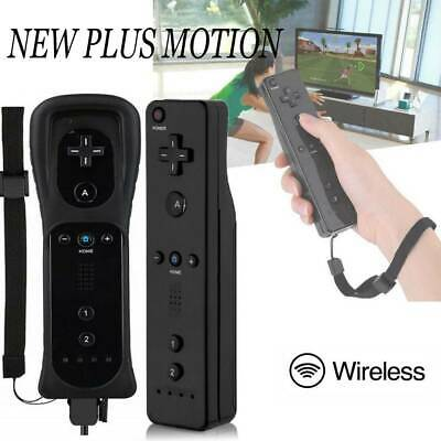 Wiimote Remote Controller Built In Motion Plus For Nintendo WII & WII U Game New