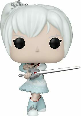 Funko 40325 Pop! Animation: RWBY - Weiss Schnee Figures, Multicolor