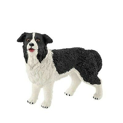 Schleich 16840 Border Collie Toy Figure