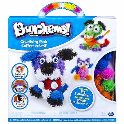 Bunchems - Creativity Pack Featuring Big Bunchems and 350+ Pieces