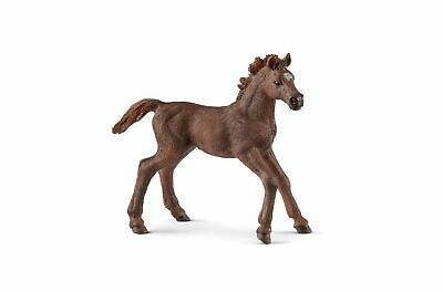 Schleich English Thoroughbred Foal Toy Figurine