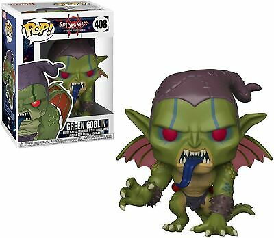 Funko 33979 Pop Marvel: Animated Spider-Man Movie - Green Goblin Collectible ...