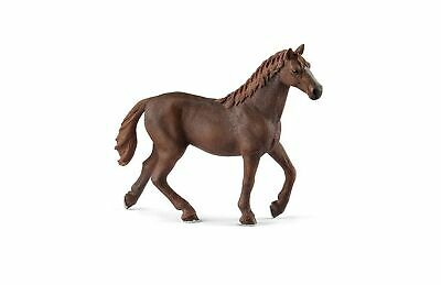 Schleich English Thoroughbred Mare Toy Figurine