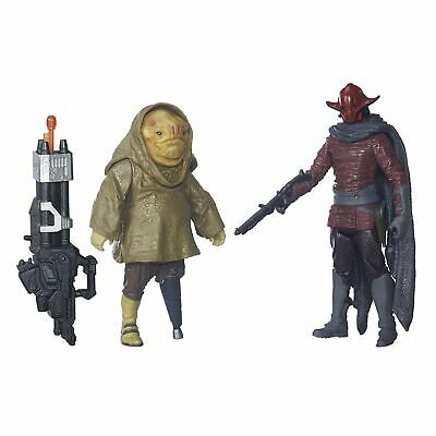 STAR WARS The Force Awakens Sidon Ithano and First Made Quiggold
