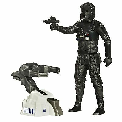 Star Wars The Force Awakens 3.75-Inch Figure Space Mission First Order TIE Fi...
